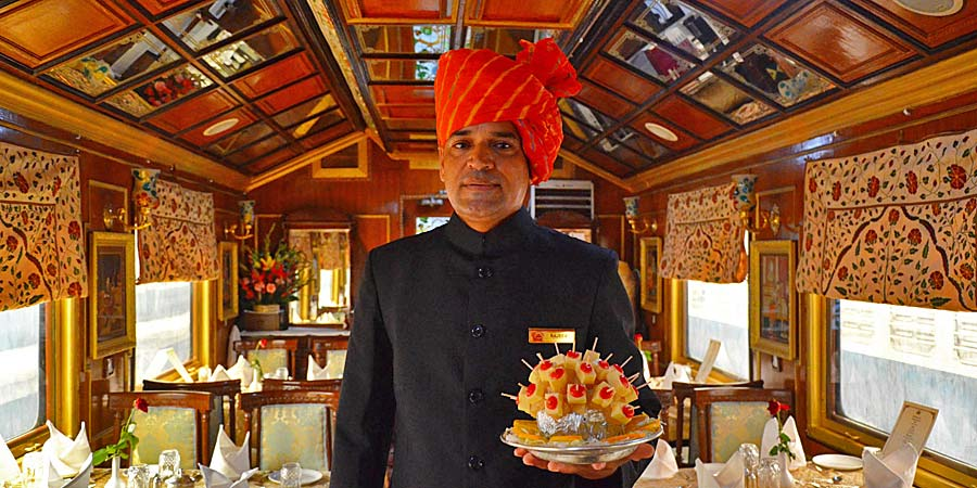 India: Palace on Wheels