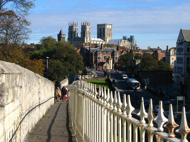 Visiting England? Don't Miss York