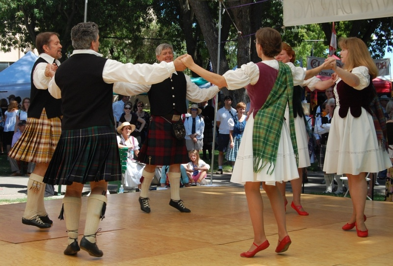 Dance the night away – Scottish style!