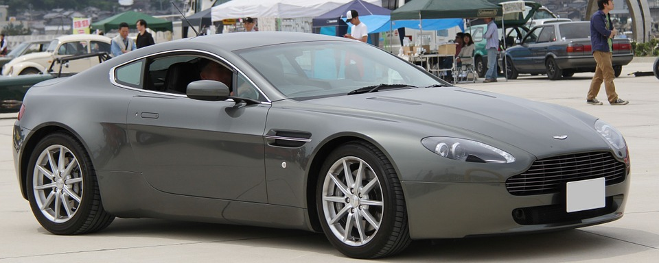 Drive an Aston Martin at a Famous British Circuit