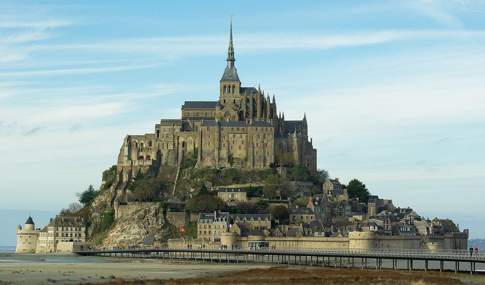 Visit Mont Saint Michel