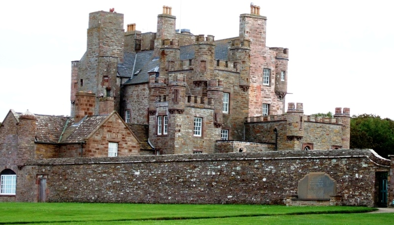 The Queen Mother's home in Scotland