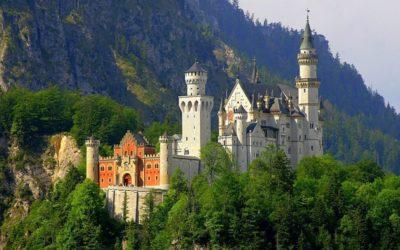 Visit Neuschwanstein Castle