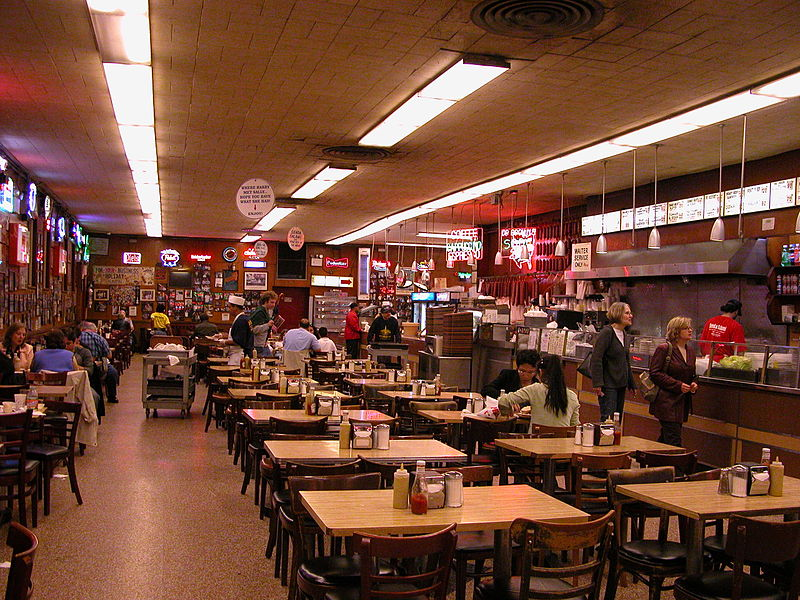 Movie Venues: When Harry Met Sally