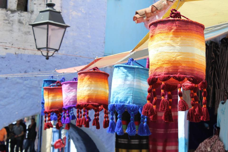 Chefchaouen, Morocco: Sapphire City