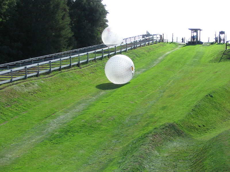 Have You Tried Zorbing?