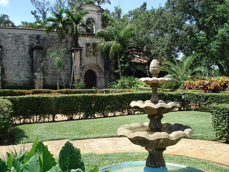 Miami's Ancient Spanish Monastery