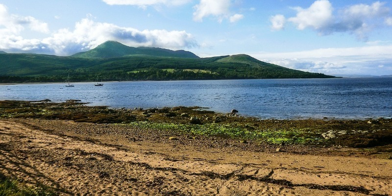 The Isle of Arran – Scotland in miniature