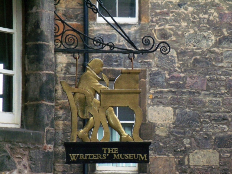 Edinburgh Writers' Museum
