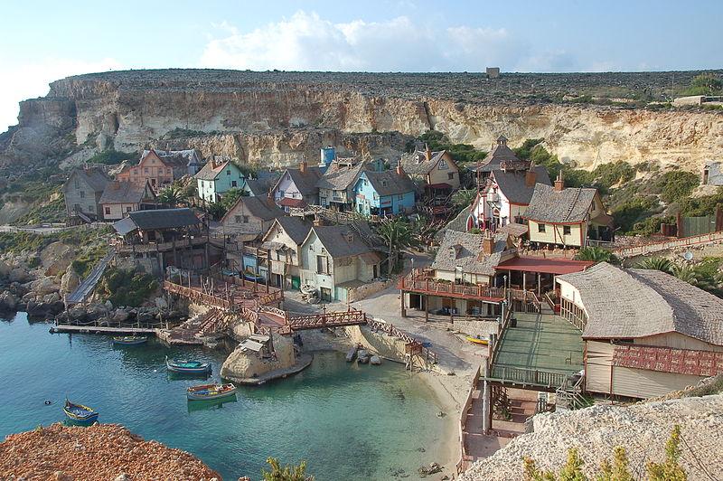 Visit Popeye Village