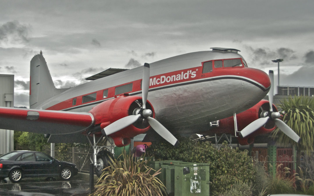 Taupo, New Zealand: McDonald's
