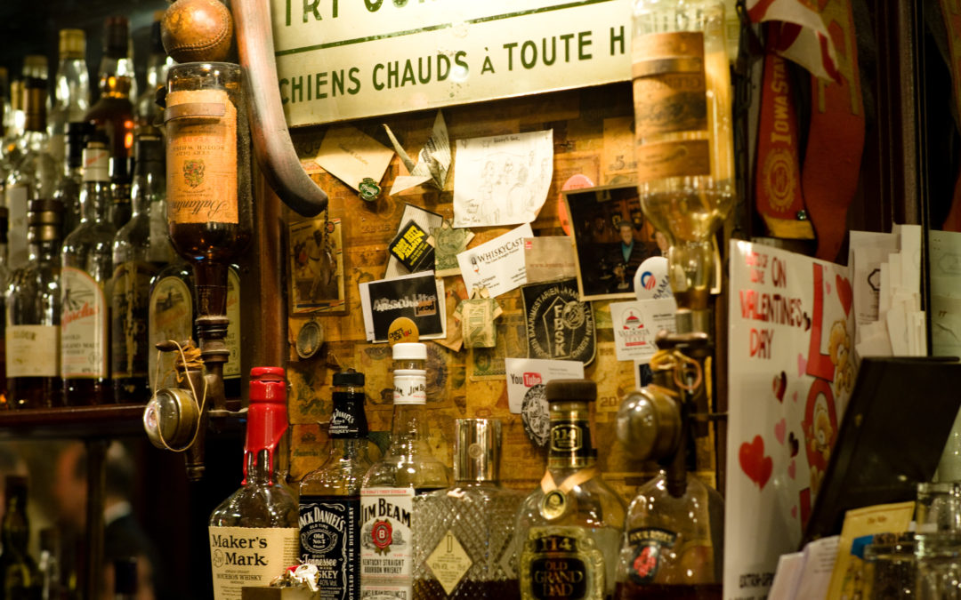 Paris: Harry's New York Bar