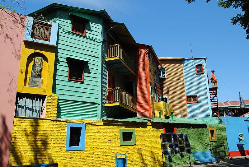 La Boca: Buenos Aires