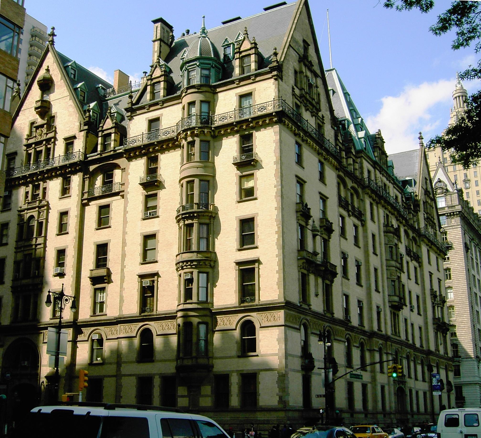 The Dakota Building, New York