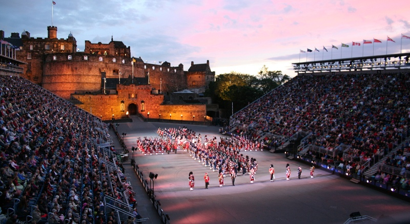 Edinburgh Military Tattoo: what a spectacle!