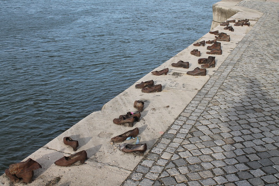 Budapest: Shoes on the Danube Bank
