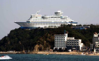 Sun Cruise Resort and Yacht: South Korea