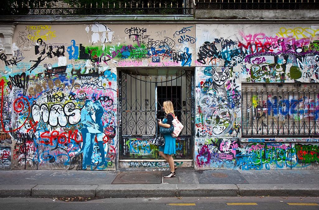 The Serge Gainsbourg House: Paris