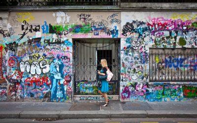 The Serge Gainsbourg House: Paris