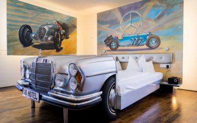 V8 Hotel & Motorworld: Stuttgart