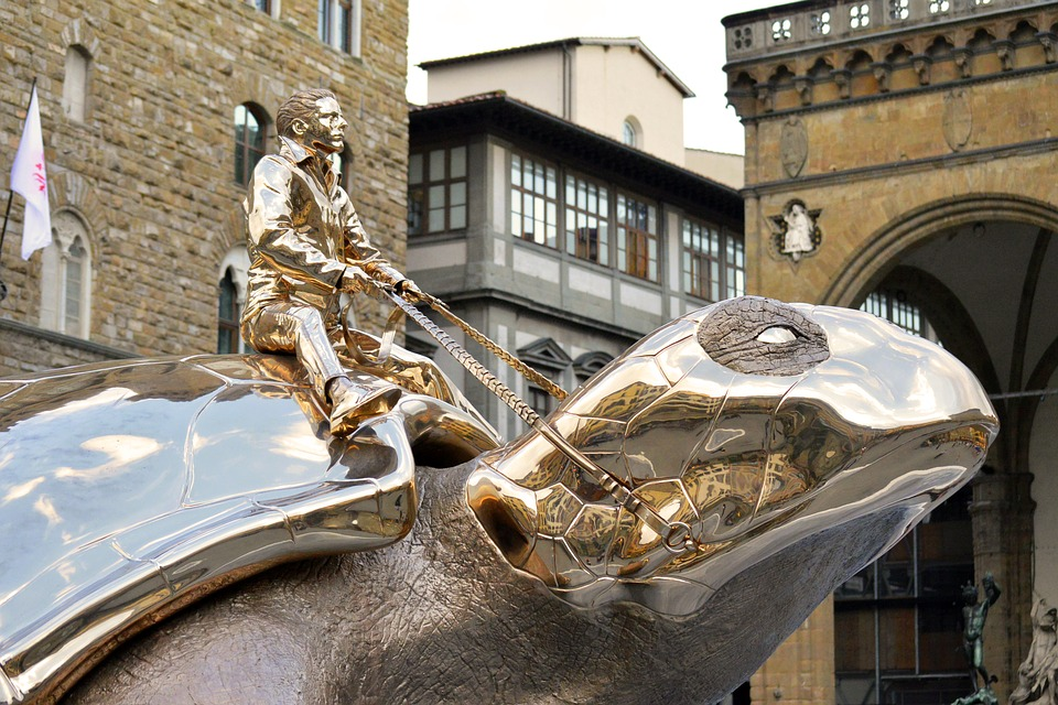 Florence: The Golden Turtle