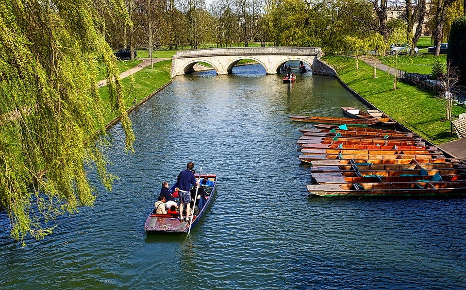 Where to Stay: Cambridge University