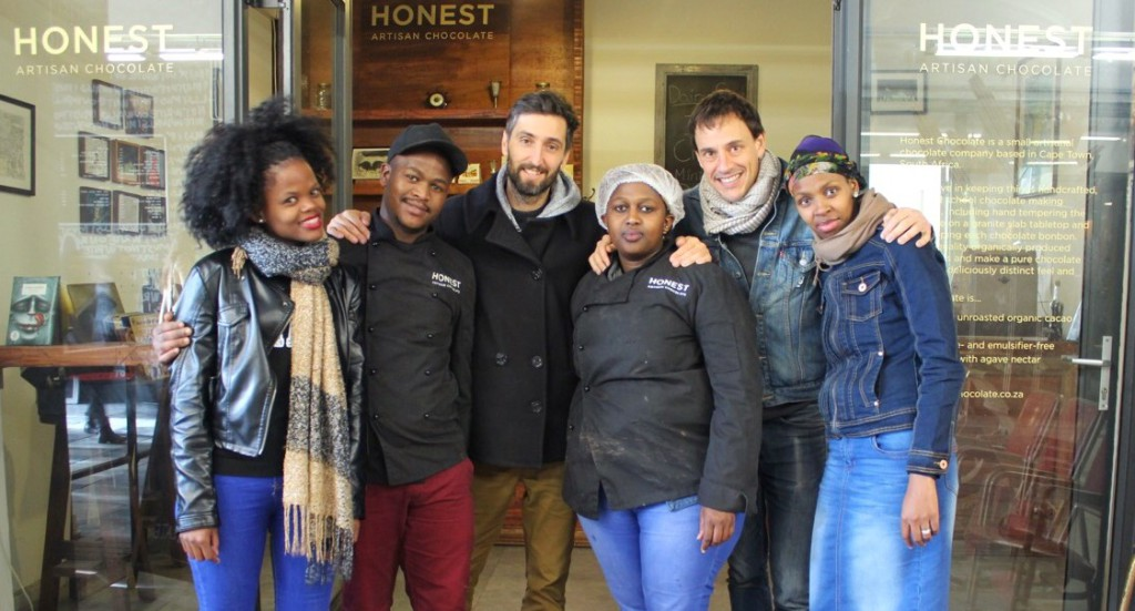 Cape Town: Honest Chocolate