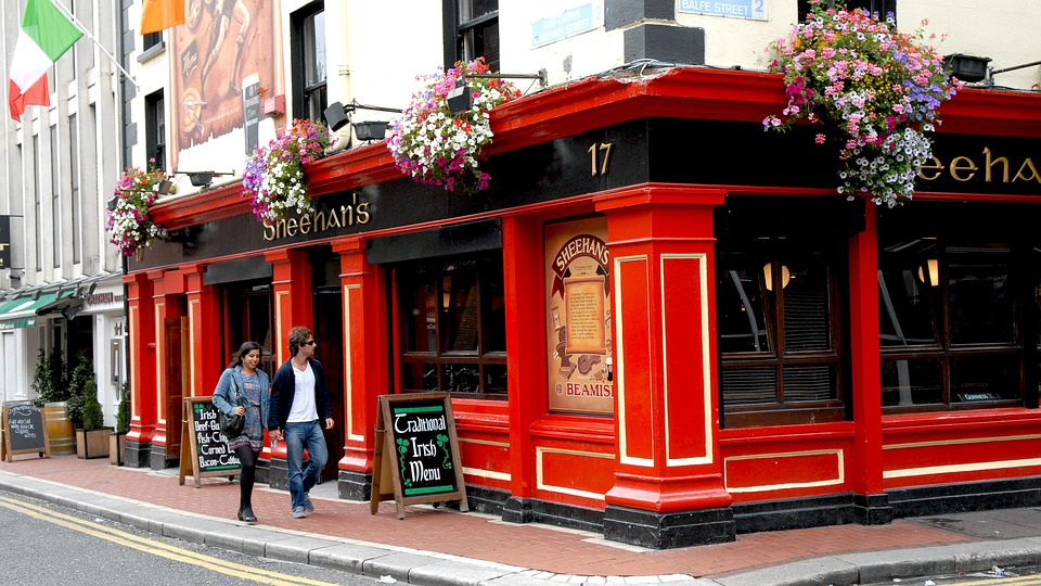 Enjoy a Literary Dublin Pub Crawl!
