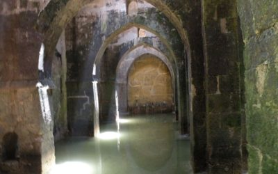 The Pool of the Arches: Ramla, Israel