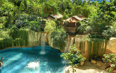 A Tropical Island Vacation … In Germany