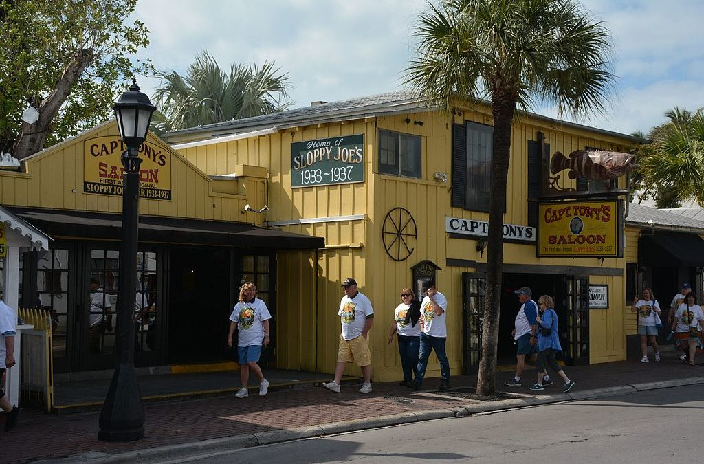 Key West: Captain Tony's and Sloppy Joe's