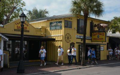 Key West: Captain Tony's and Sloppy Joe's