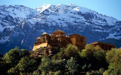 Kasbah du Toubkal, Morocco
