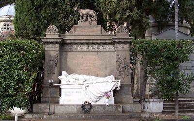 Visiting Rome: Goffredo Mameli Monument