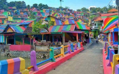 Kampung Pelangi: The Rainbow Village