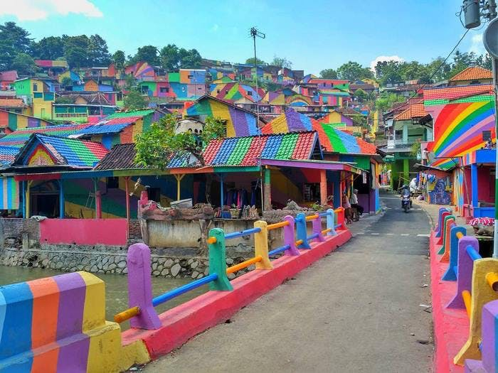 Kampung Pelangi: The Rainbow Village