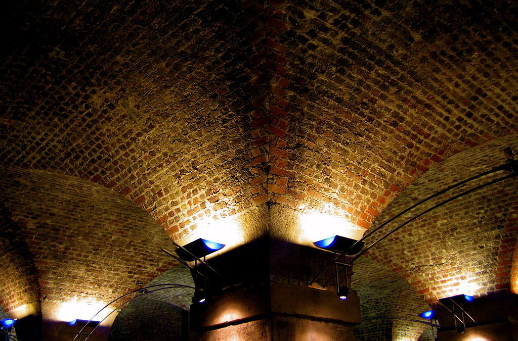 The Cafe in the Crypt: London