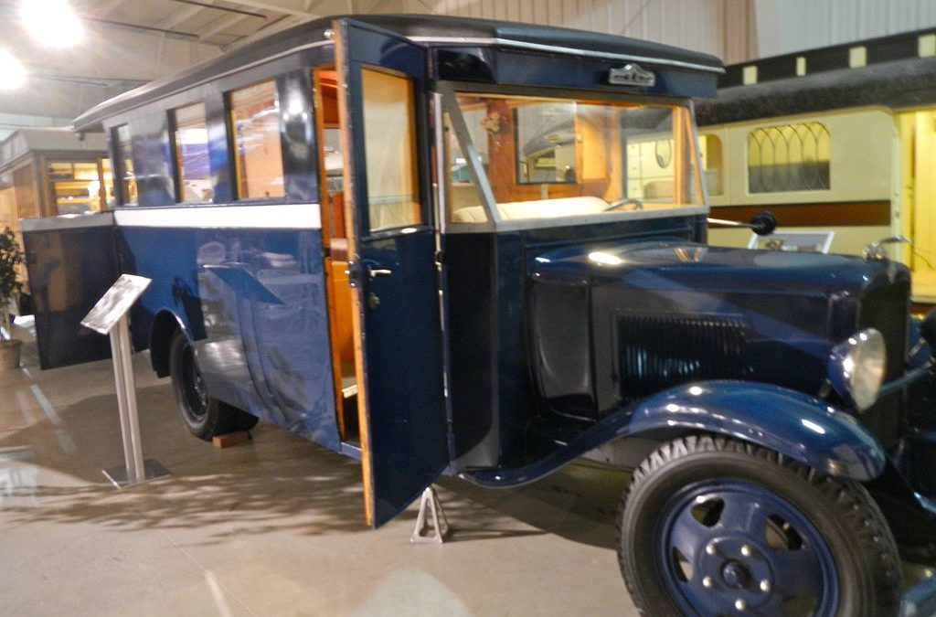 See Mae West's 1931 Housecar