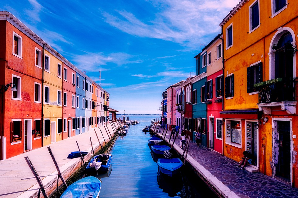 Destinations: Burano, Italy