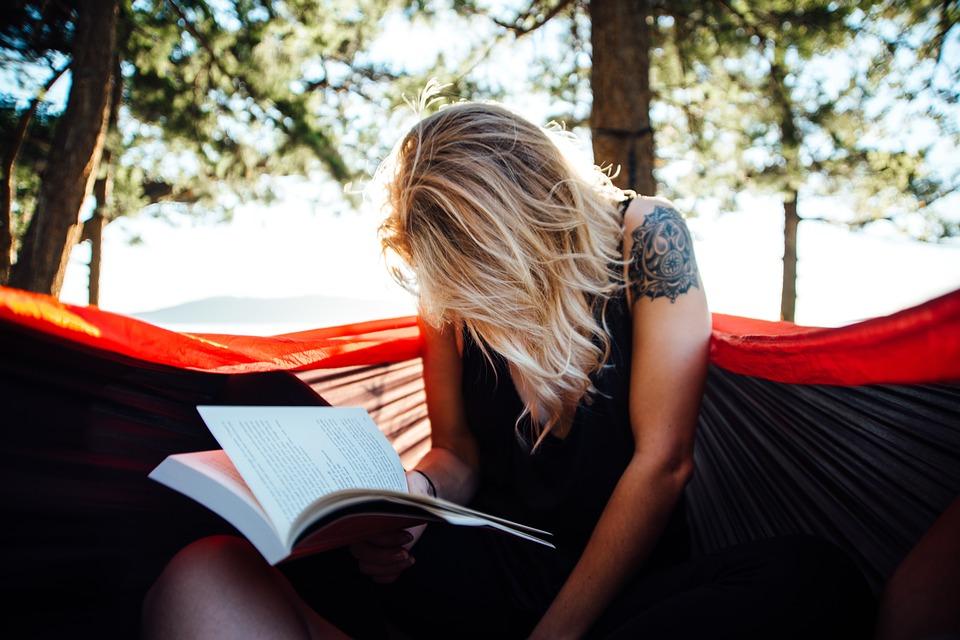 Camping Hammock: Sleep in the Trees