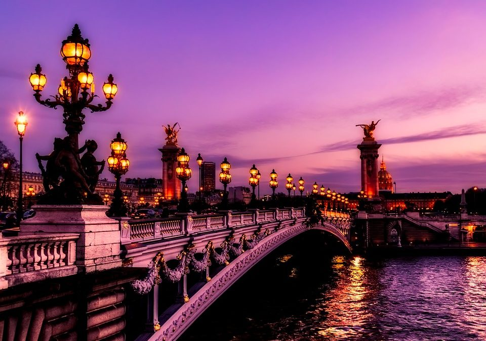 Paris: City of Lights – and Free Water