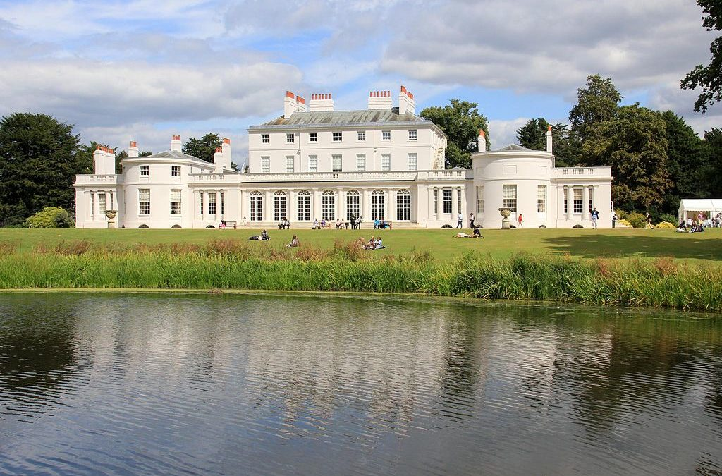 Visiting the UK: Frogmore House