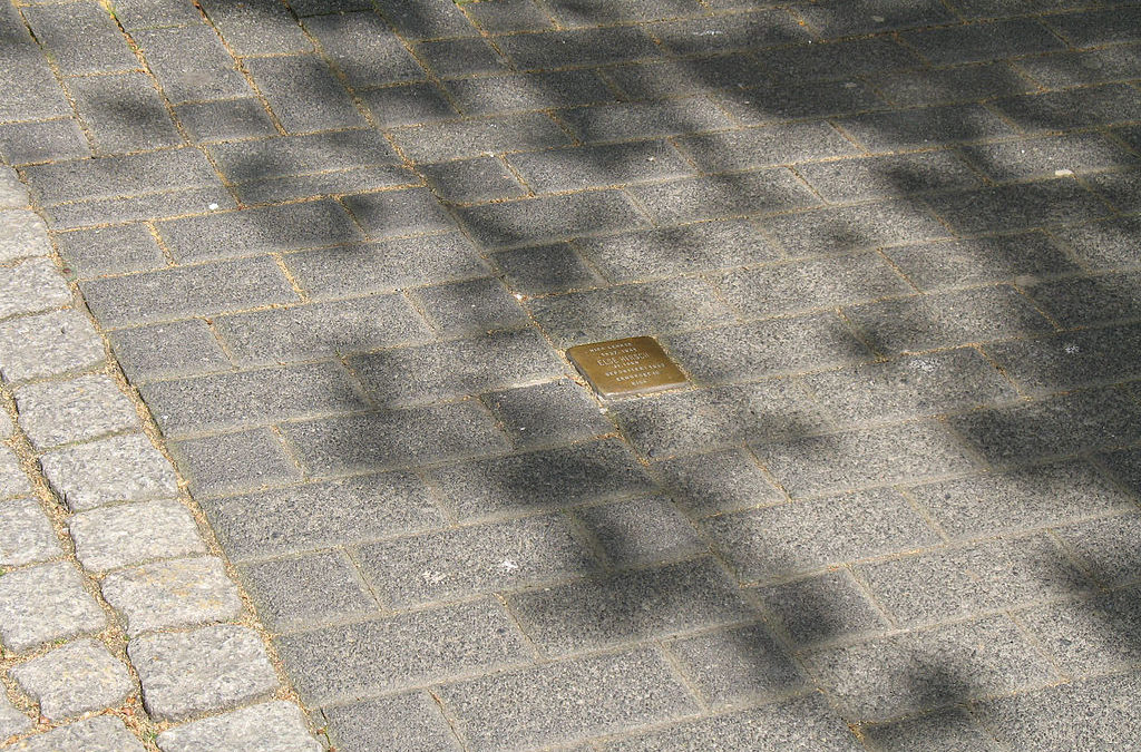 What Are Stolpersteine?