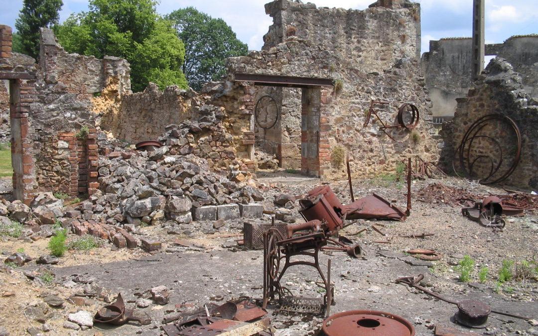 Ghost Town: Oradour-sur-Glane