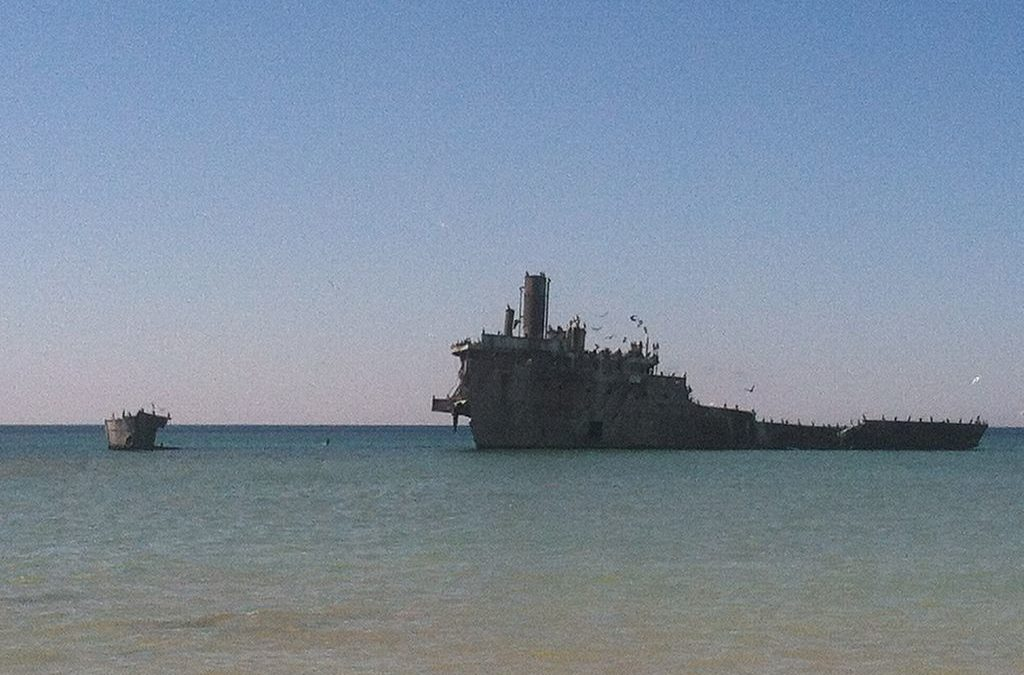 Lake Michigan: The Wreck of the Francisco Morazan
