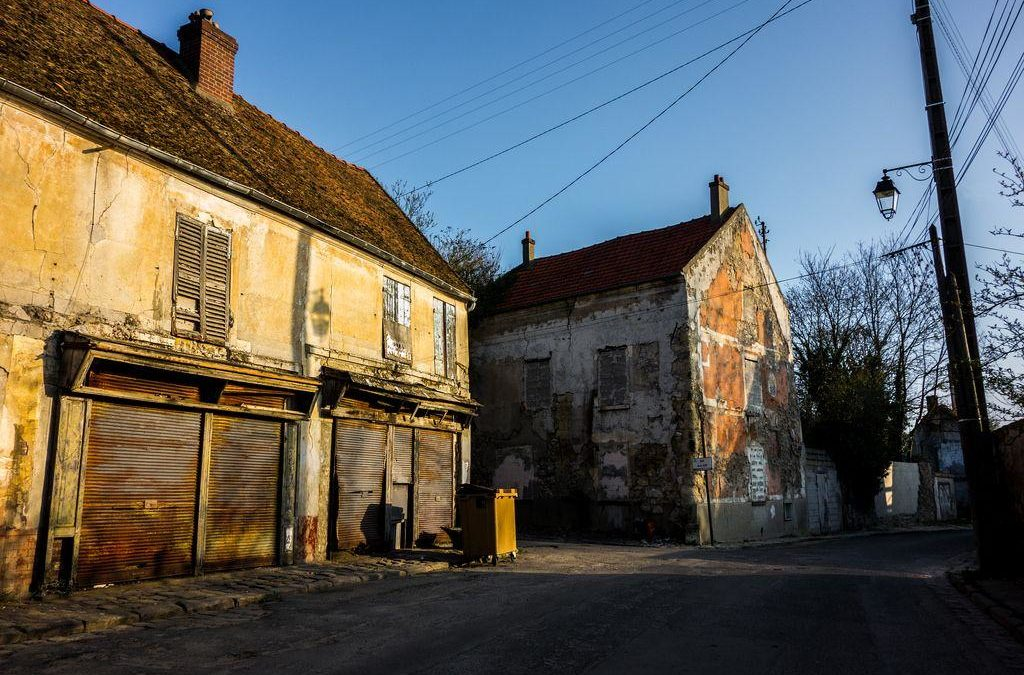 The Ghost Town of Goussainville-Vieux Pays