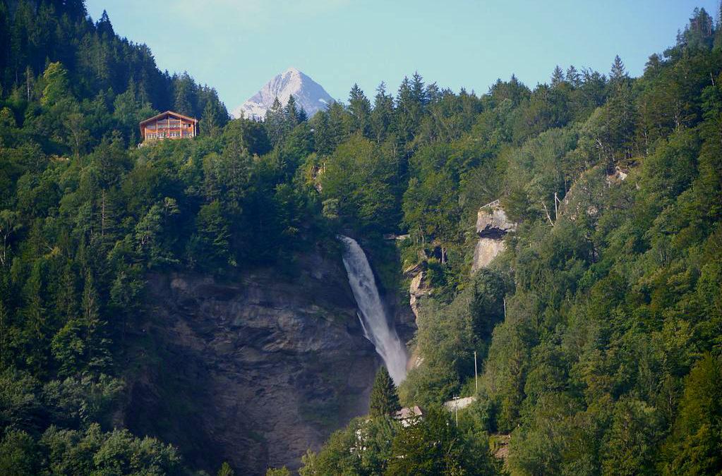 The Reichenbach Falls