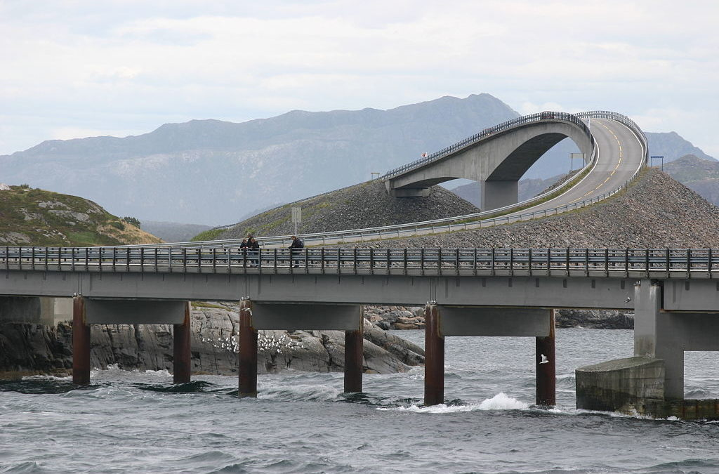 Atlantic Ocean Road (Atlanterhavsveien) Norway