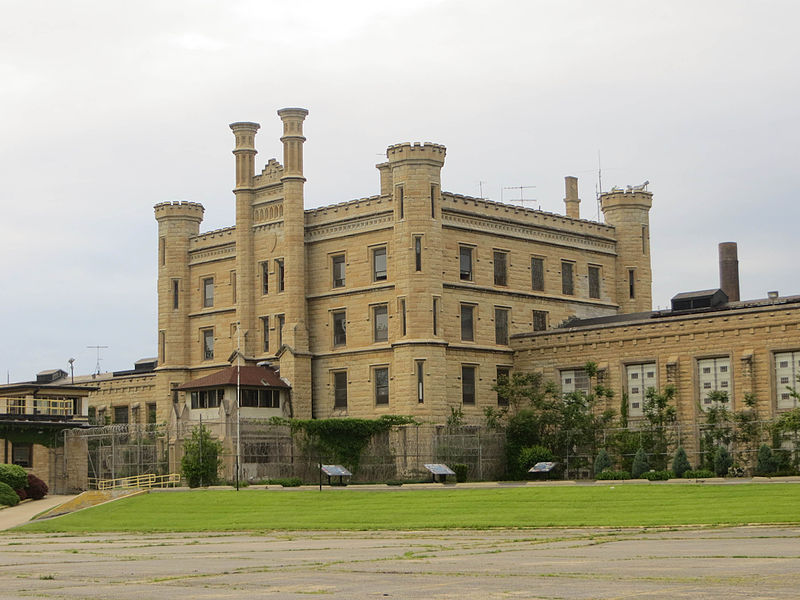 Movie Locations: Joliet Prison