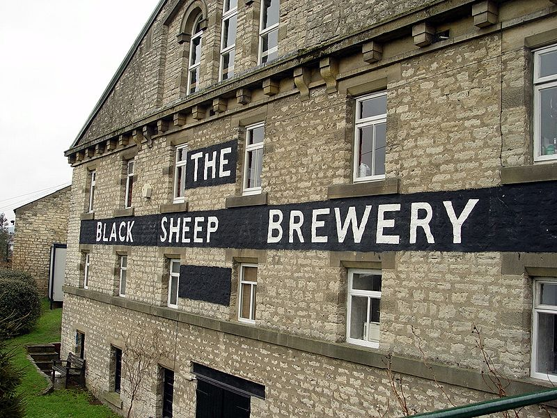 The Black Sheep Brewery, Yorkshire